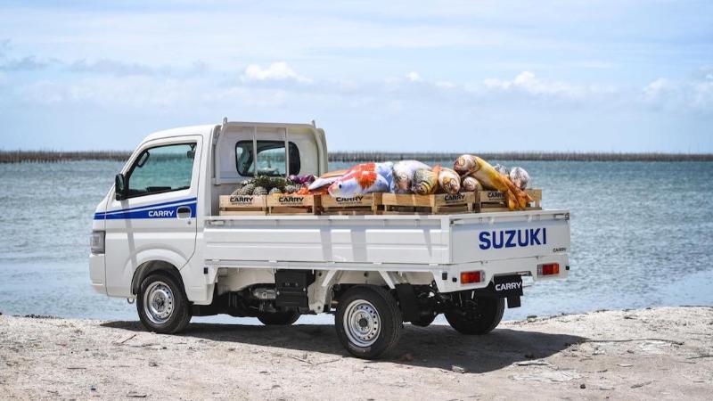 ส่องข้อดีข้อเสียก่อนเป็นเจ้าของ Suzuki Carry 02