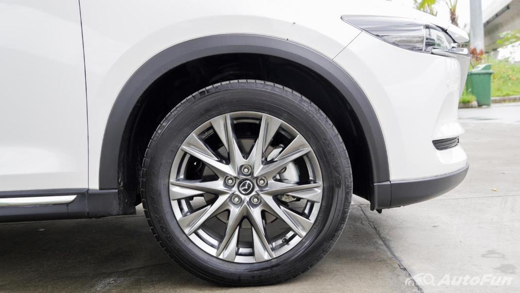 2020 Mazda CX-8 2.5 Skyactiv-G SP Exterior 037