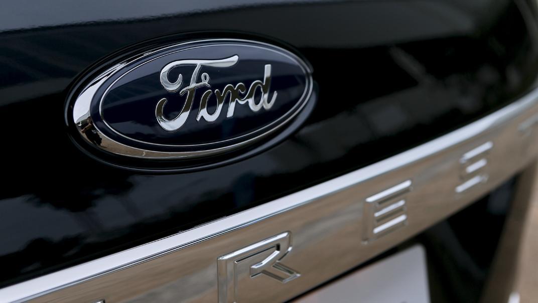 2021 Ford Everest Titanium+ Exterior 025