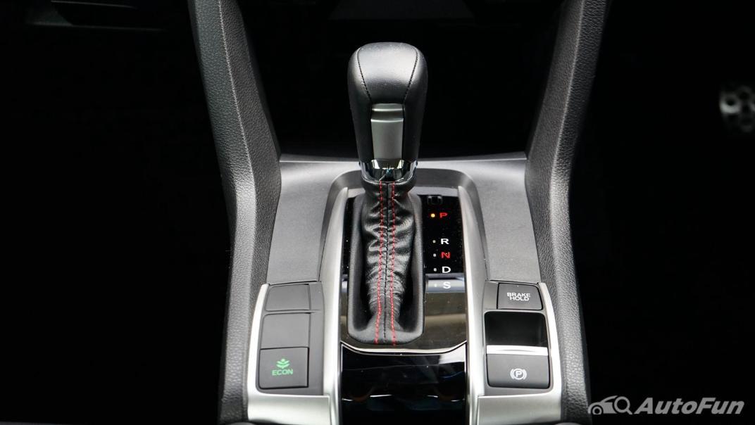 2020 Honda Civic 1.5 Turbo RS Interior 024