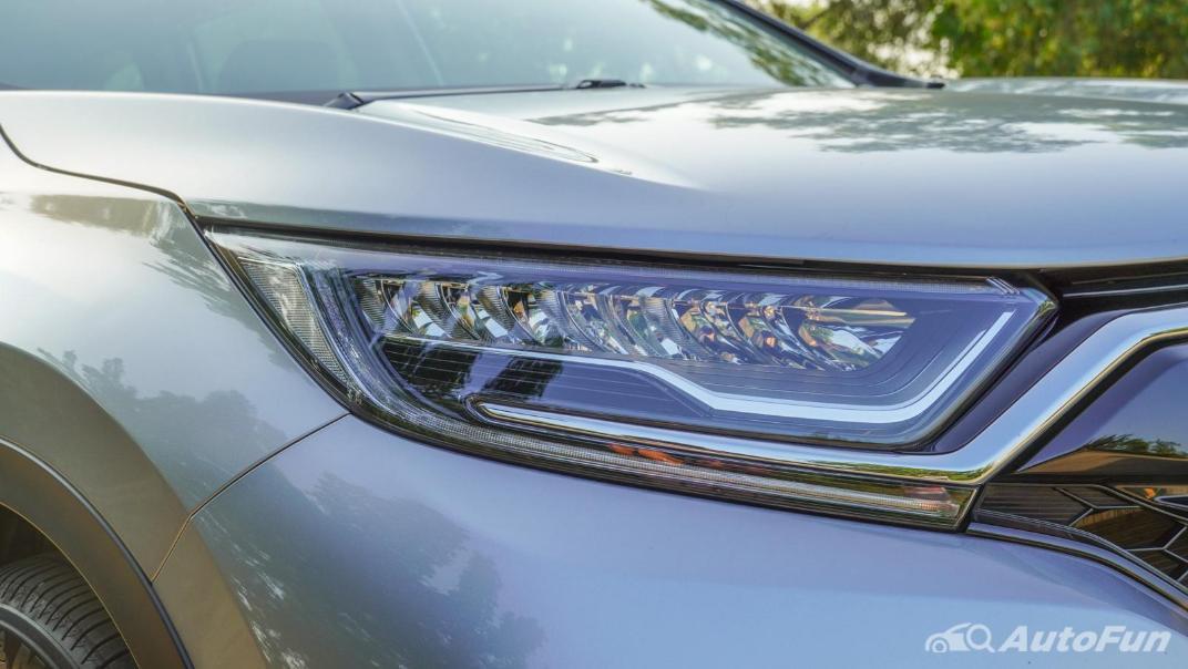 2020 1.6 Honda CR-V DT-EL 4WD Exterior 014