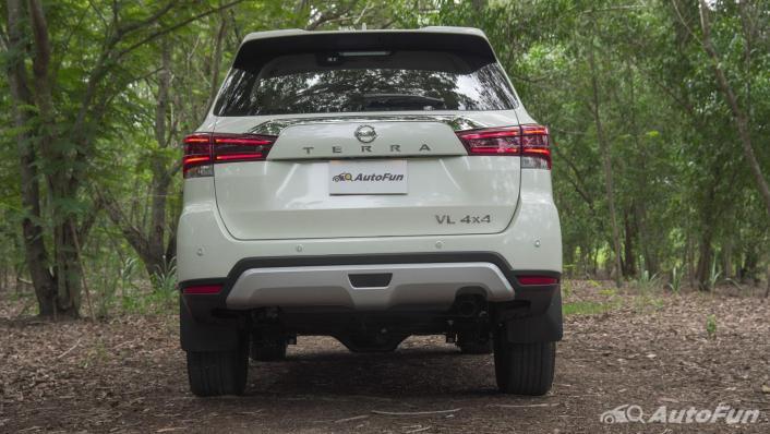 2021 Nissan Terra 2.3 VL 4WD Exterior 006