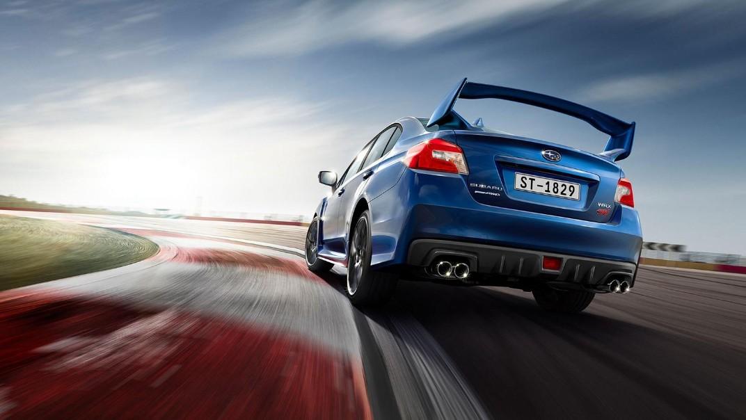 Subaru WRX-STI 2020 Exterior 001