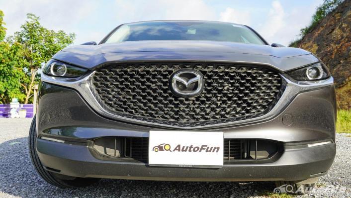 2020 Mazda CX-30 2.0 C Exterior 009