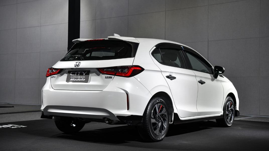 2021 Honda City Hatchback 1.0 Turbo SV Exterior 003
