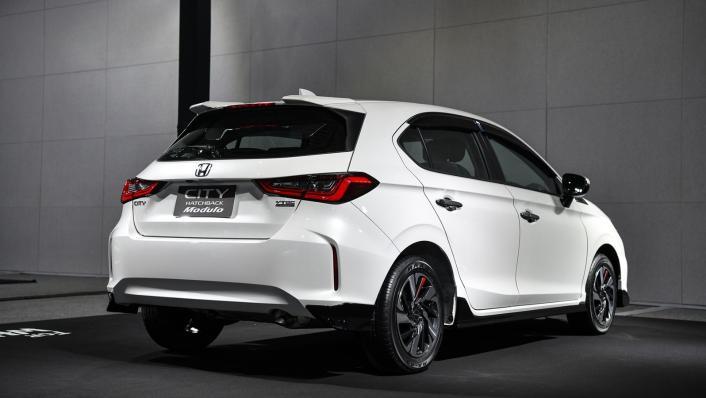 2021 Honda City Hatchback 1.0 Turbo SV Exterior 003