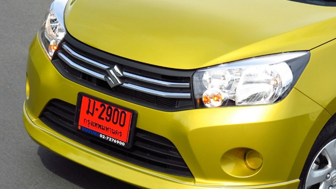 Suzuki Celerio 2020 Exterior 003