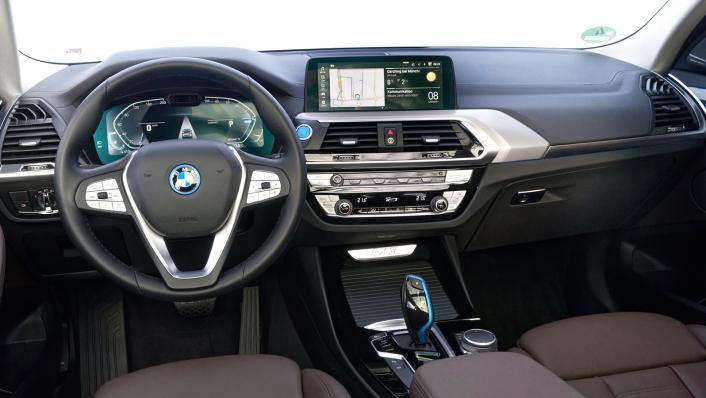 2021 BMW iX3 M Sport Interior 003
