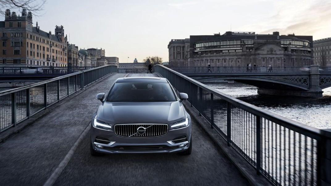 Volvo S90 2020 Exterior 016