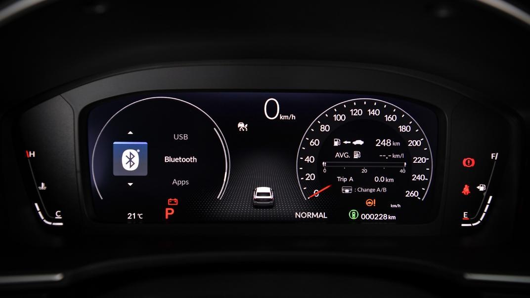 2022 Honda Civic RS Interior 031