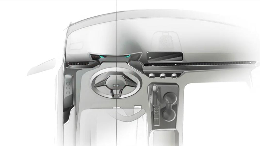 2021 Honda Civic International Version Interior 002