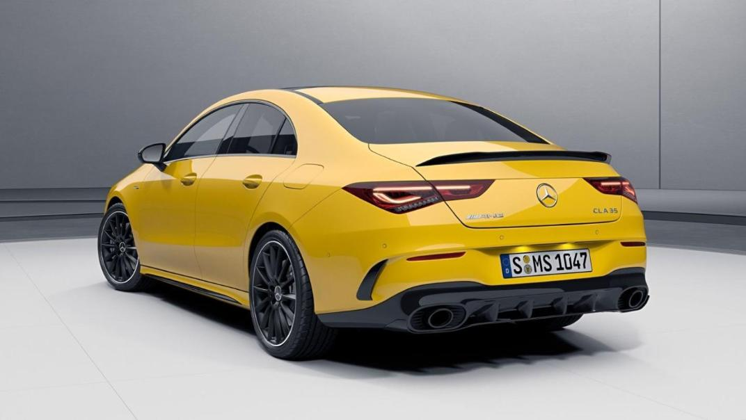 Mercedes-Benz CLA-Class 2020 Exterior 005
