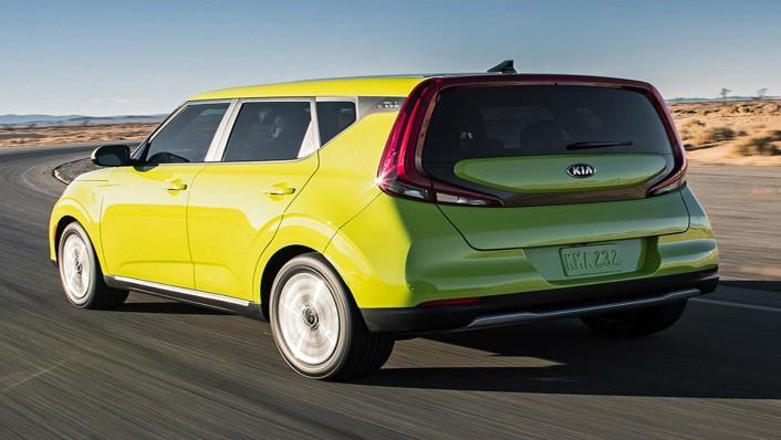 Kia Soul EV 2020 Exterior 004
