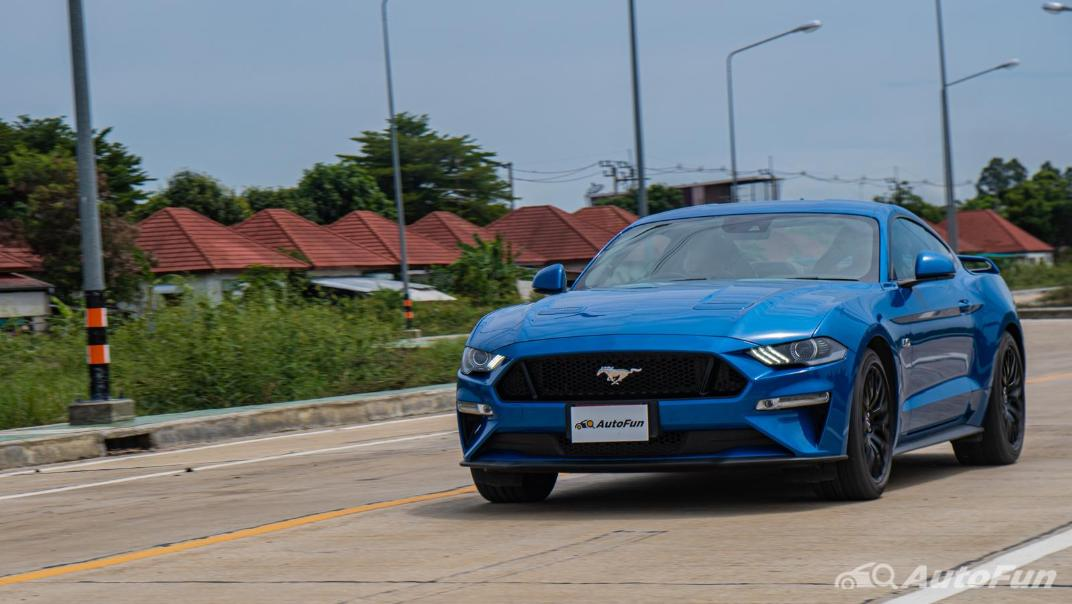 2020 Ford Mustang 5.0L GT Exterior 041