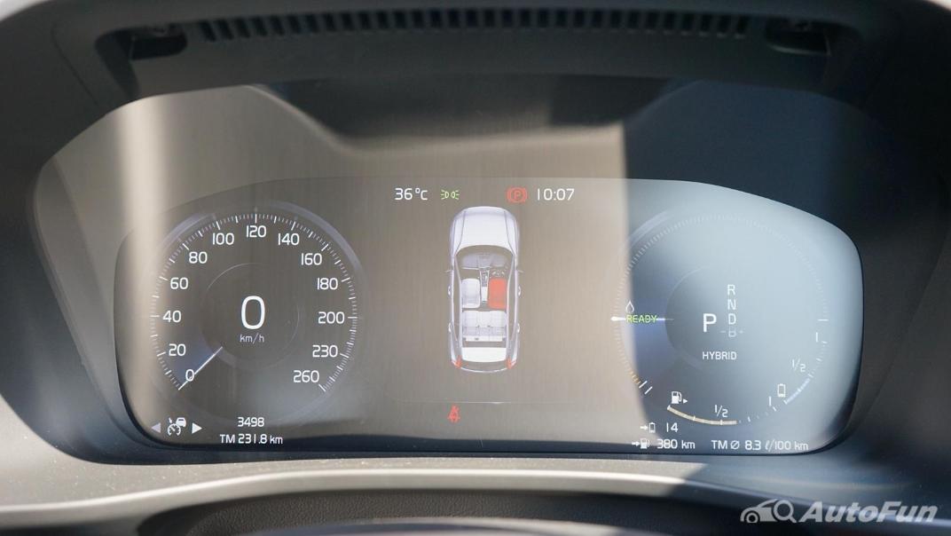 2020 Volvo XC 40 2.0 R-Design Interior 013