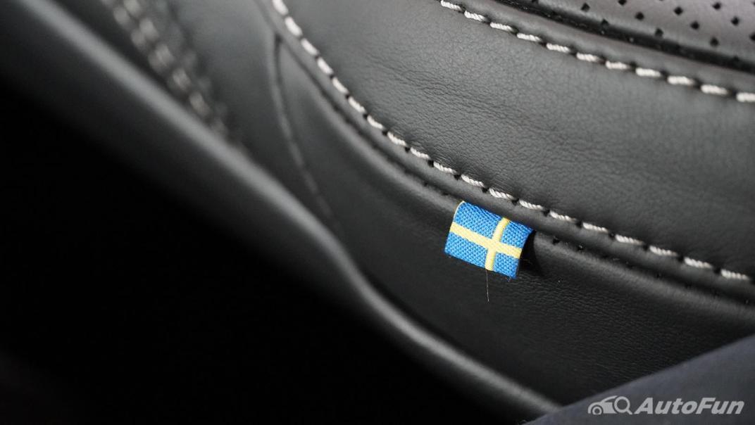2021 Volvo S90 Recharge Interior 023