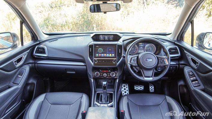 2020 Subaru Forester 2.0i-S EyeSight GT Interior 001