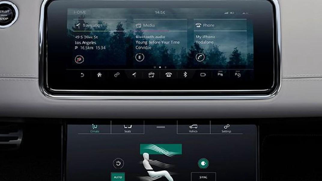 Land Rover Range Rover Evoque 2020 Interior 003