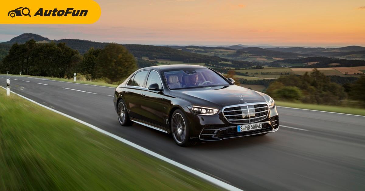 Mercedes-Benz โวขายรถยนต์พลังงานไฟฟ้าเพิ่มเกือบ 3 เท่าตัว ทะลุ 1.6 แสนคันในปี 2563 01