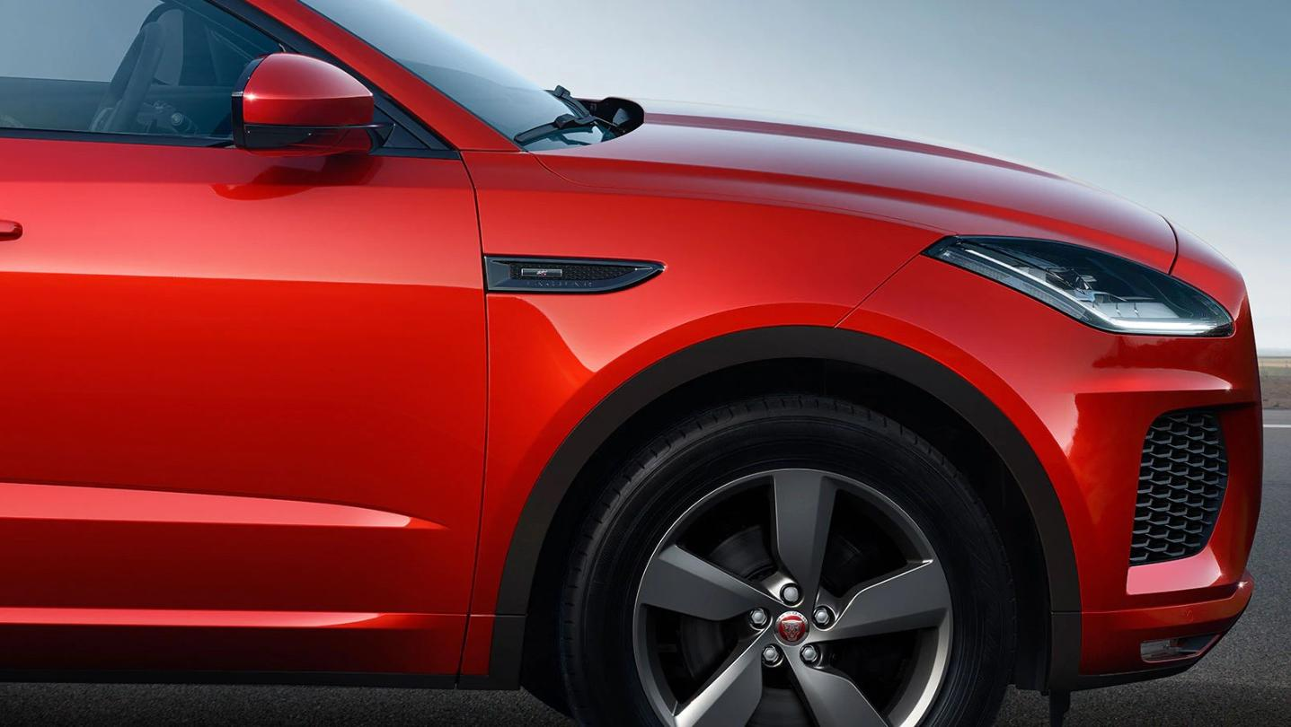 Jaguar E-Pace Public 2020 Exterior 002