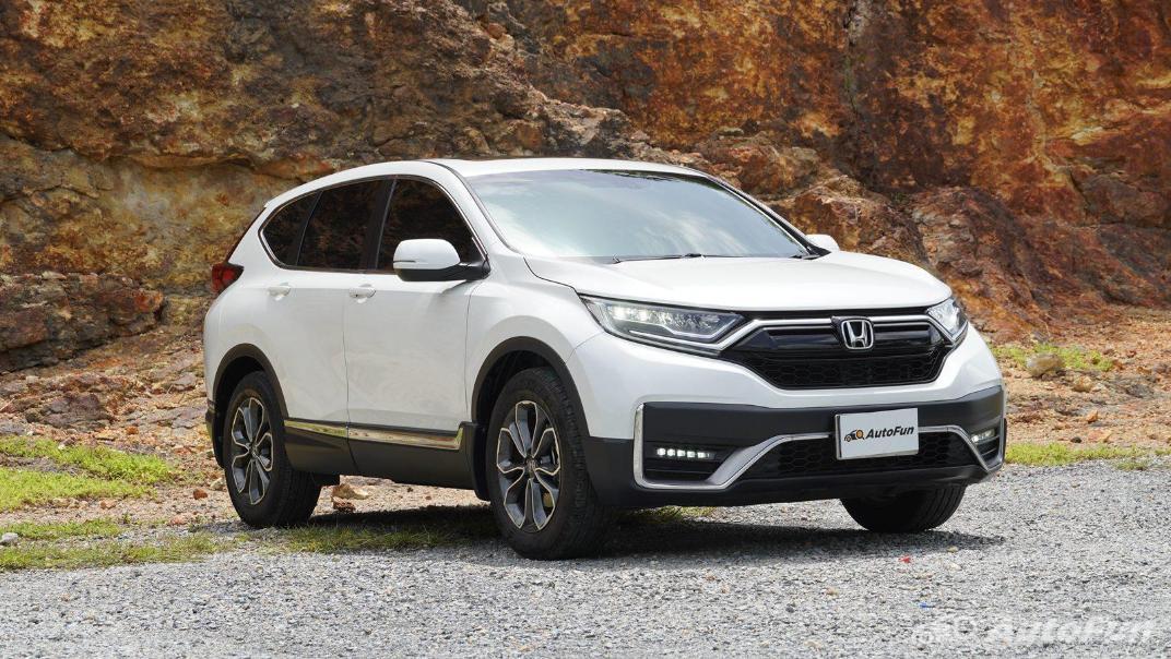 2020 Honda CR-V 2.4 ES 4WD Exterior 003