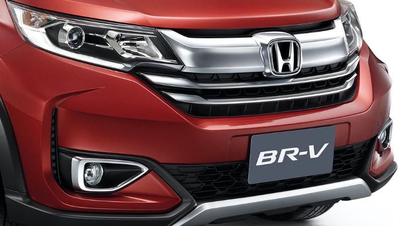 ฮอนด้า บีอาร์วี Honda BR-V SUV