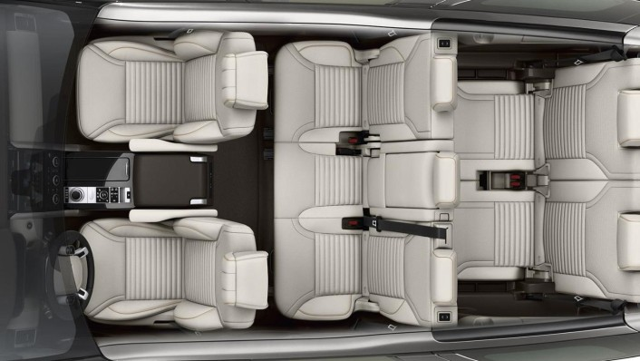 Land Rover Discovery 2020 Interior 007