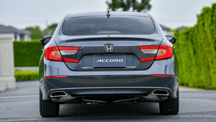 2021 Honda Accord 1.5 Turbo EL Exterior 006