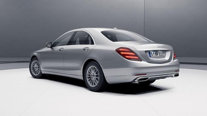 Mercedes-Benz S-Class 2020 Exterior 004