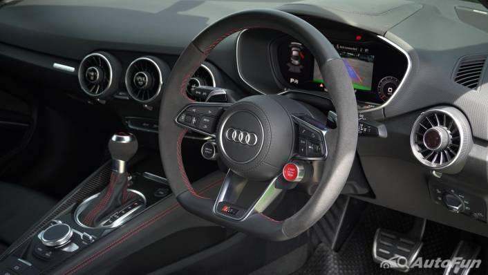 2021 Audi TT Coupé 45 TFSI quattro S line Interior 008