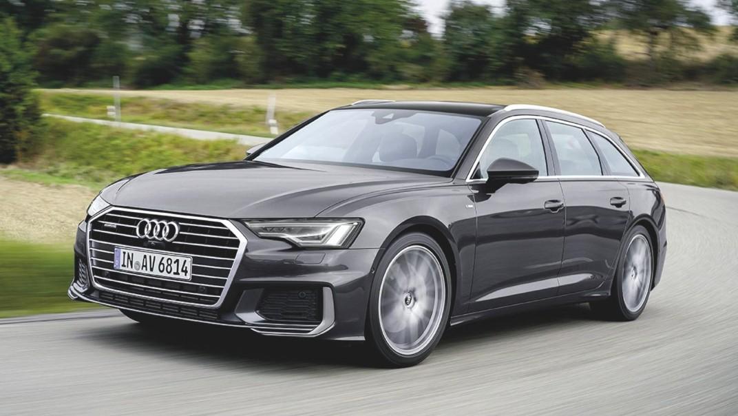 Audi A6 Avant Public 2020 Exterior 004