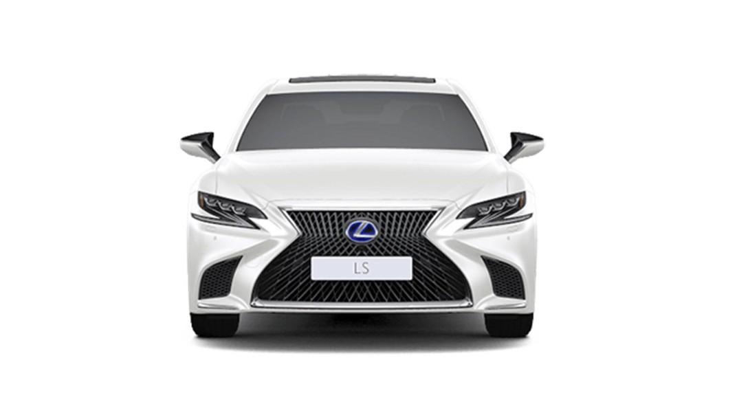 Lexus LS 2020 Exterior 002