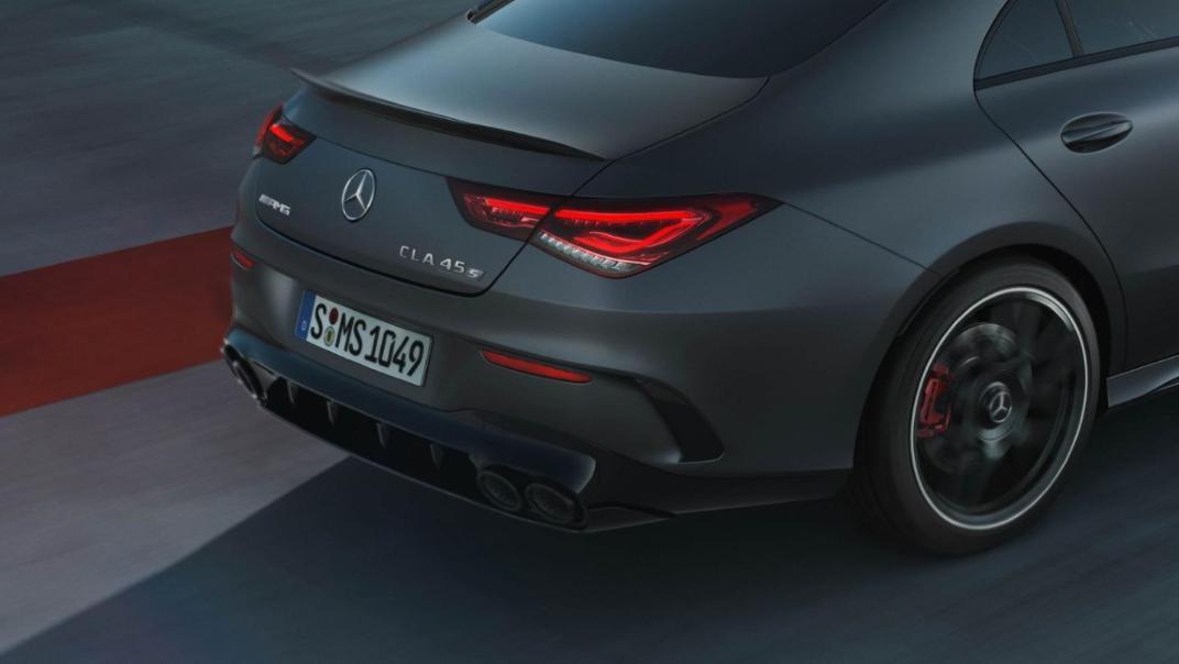 Mercedes-Benz CLA-Class 2020 Exterior 002