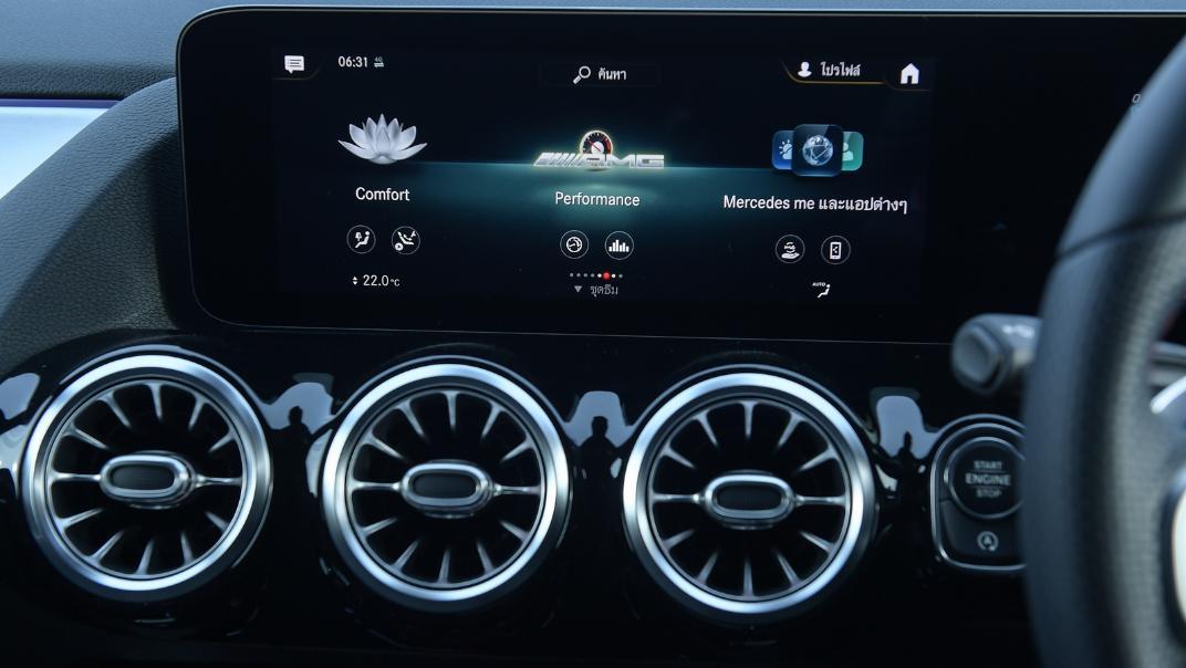 2021 Mercedes-Benz GLA-Class 35 AMG 4MATIC Interior 055