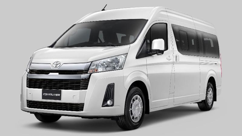 2019 Toyota Commuter (2019 โตโยต้า คอมมิวเตอร์)