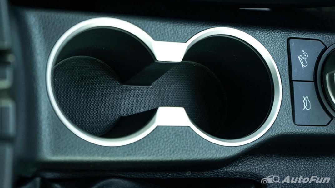2020 Mitsubishi Triton Double Cab 4WD 2.4 GT Premium 6AT Interior 022