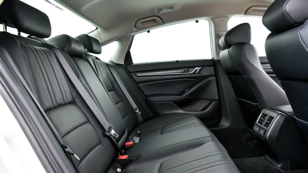 2021 Honda Accord 1.5 Turbo EL Interior 065