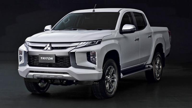 New 2019 Mitsubishi Triton  มิตซูบิชิ ไทรทัน