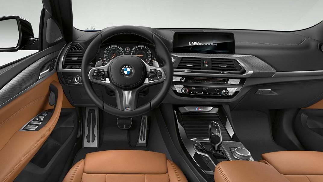 BMW X3-M 2020 Interior 001
