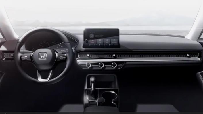 2021 Honda Civic International Version Interior 001