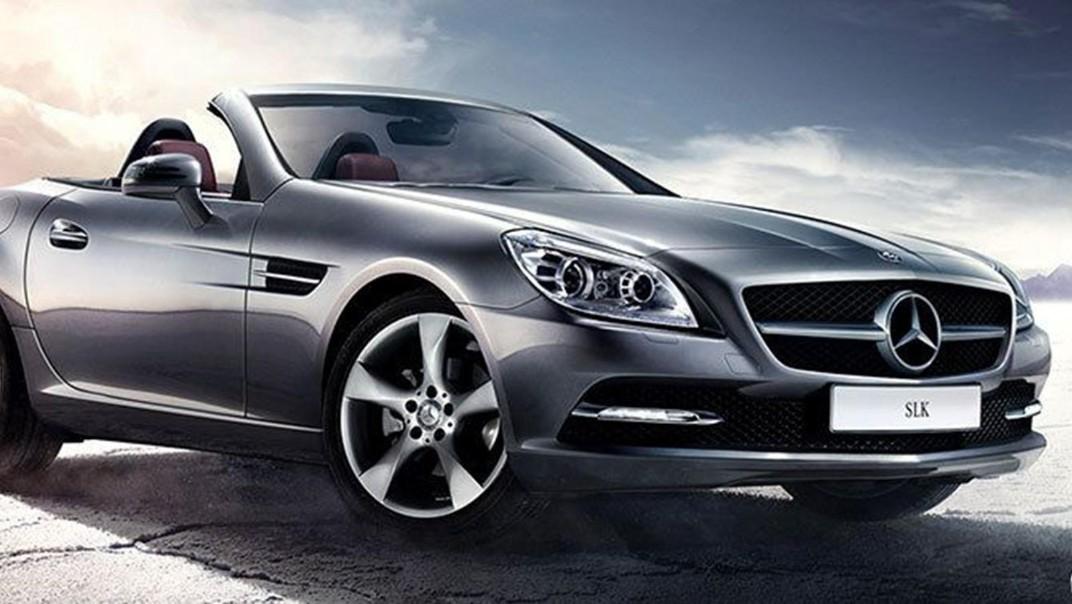 Mercedes-Benz SLK-Class 2020 Exterior 018