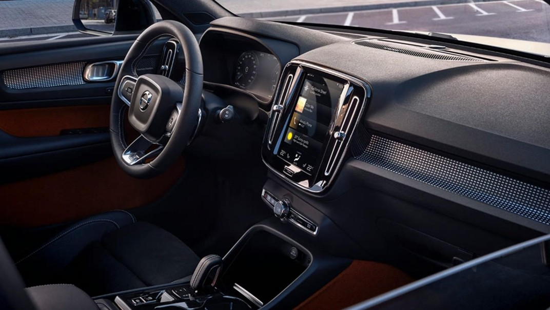 Volvo XC 40 2020 Interior 007