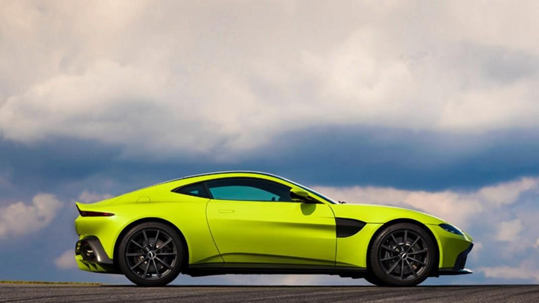 Aston Martin V8 Vantage Public 2020 Exterior 008