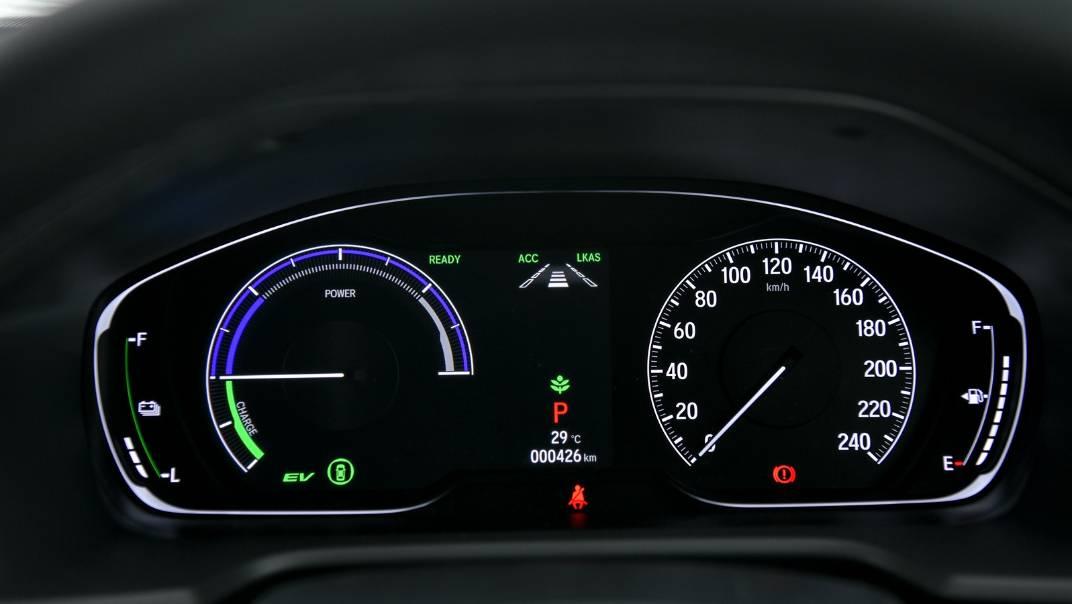2021 Honda Accord 2.0L e:HEV EL+ Interior 015