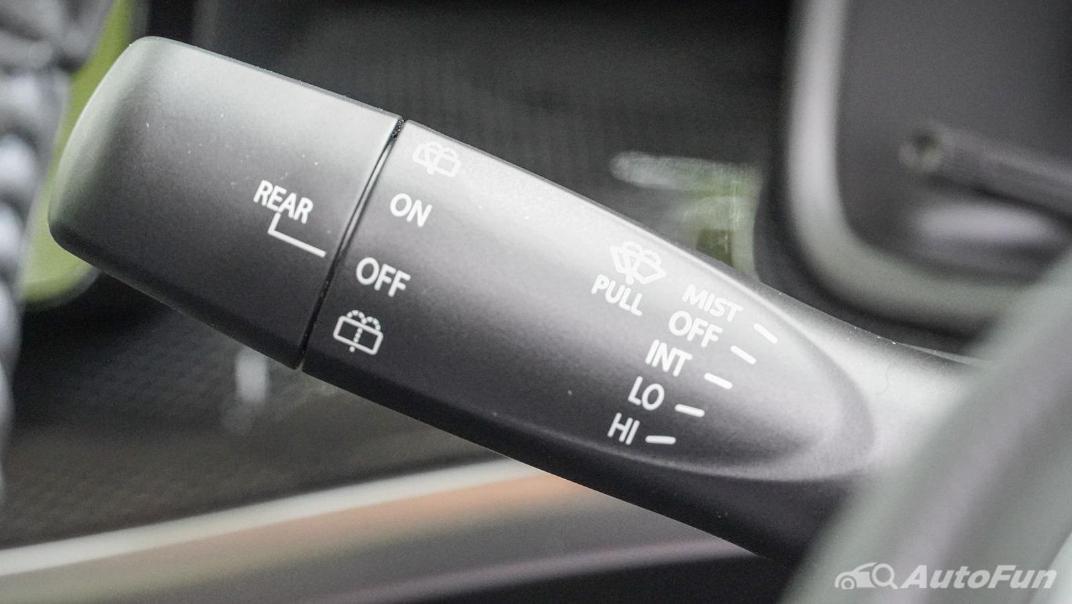 2020 1.5 Suzuki XL7 GLX Interior 006