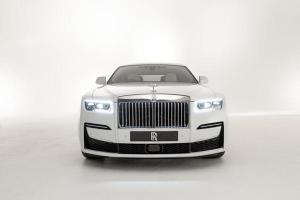 2021 Rolls Royce Ghost ความหรูหราแบบใหม่ที่ยังคงมินิมอล