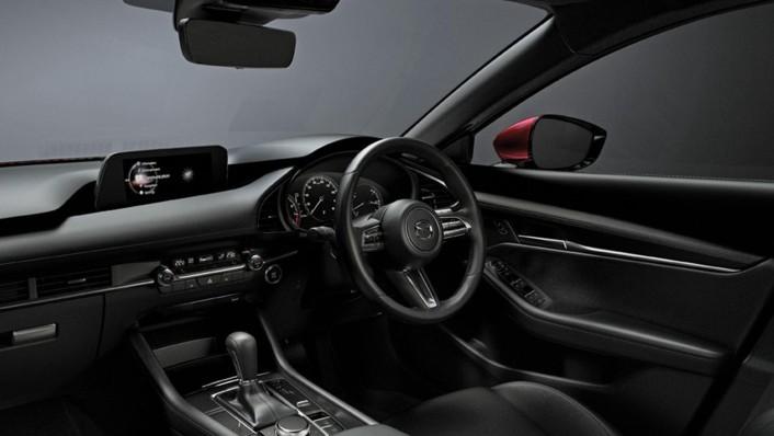 Mazda 3 Sedan 2020 Interior 006