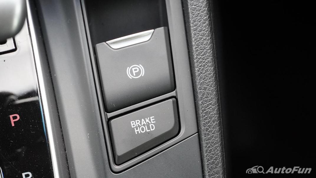 2020 Honda CR-V 2.4 ES 4WD Interior 025