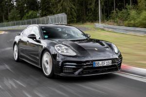 2021 Porsche Panamera ทำสถิติใหม่ วิ่งสนาม 20 กม.ใช้เวลาแค่ 7 นาทีนิดๆ