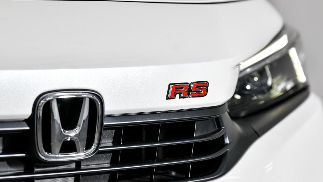 2022 Honda Civic RS Exterior 025